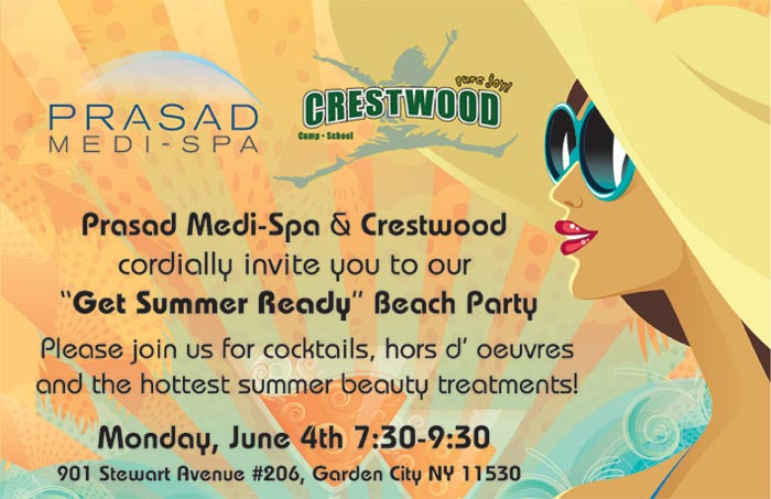 Prasad Medi- Spa | Crestwook Camp School