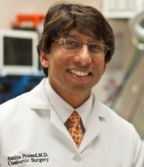 Cosmetic Surgeon, Amiya Prasad, M.D.