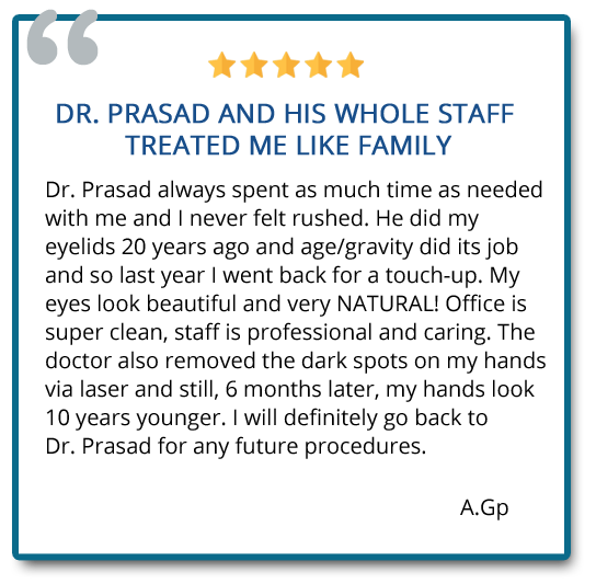 patient review on hand laser treatment