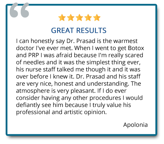 patient review on botox